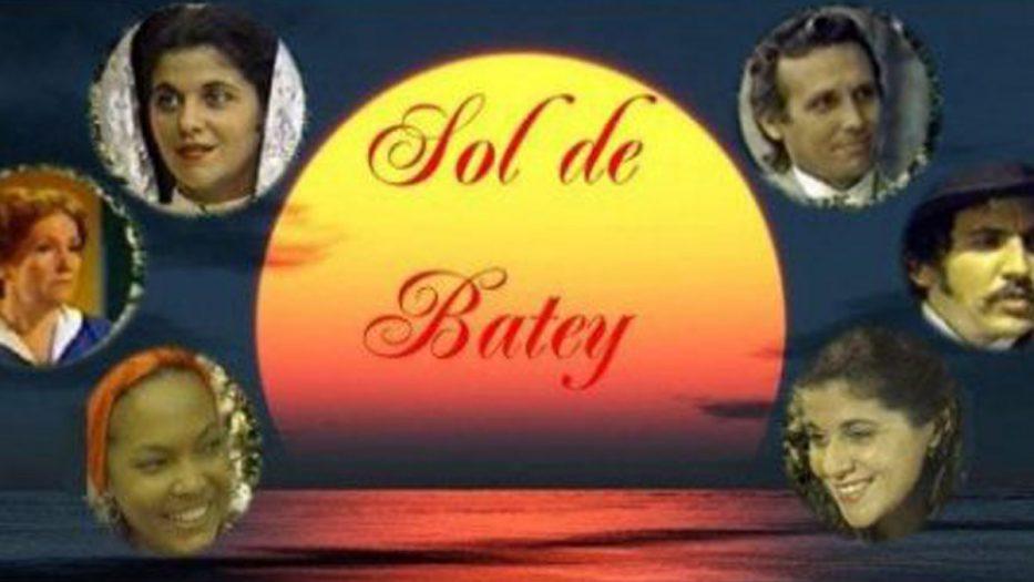 telenovela cubana sol de batey actores antes y despues