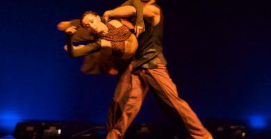 bailarina cubana en londres