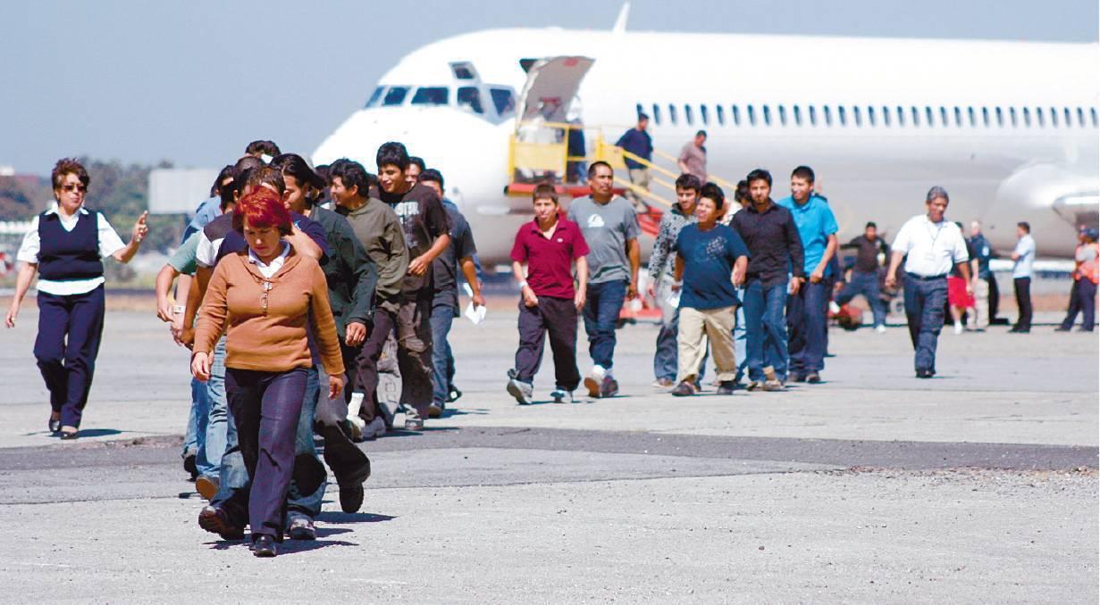Resultado de imagen para deportacion