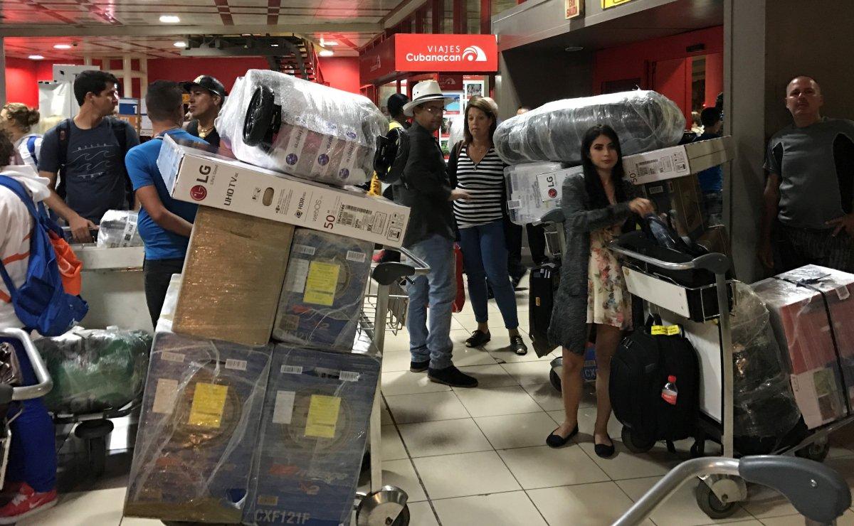 Resultado de imagen para Aduana de Cuba