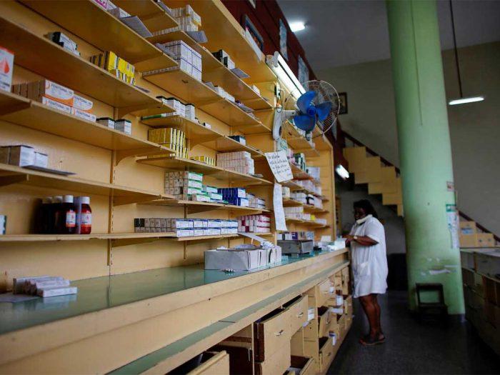 escasez de antibioticos