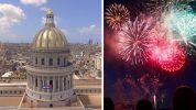 fuegos artificiales habana aniversario 500
