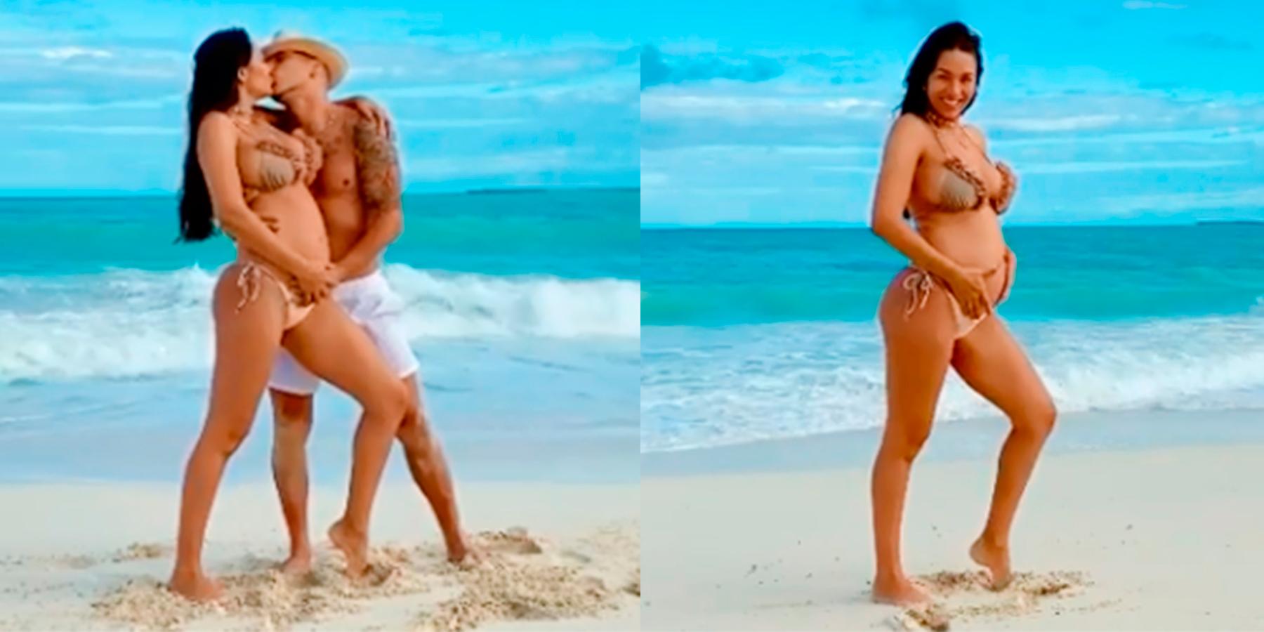 modelo cubana Lisandra Silva