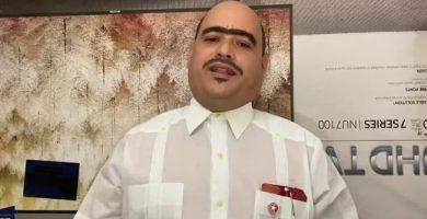 Según dijo un directivo de la TV cubana, el actor que interpreta el personaje de Facundo no está sancionado
