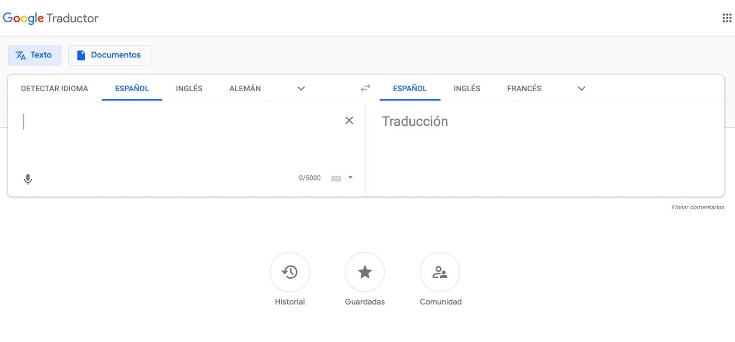 El traductor de Google pronto sumará transcripciones en tiempo real de diferentes idiomas a formato de texto