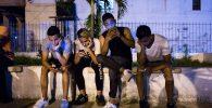 cubanos conectados a internet