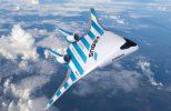 El consorcio aeronáutico Airbus acaba de develar el prototipo Maveric, una aeronave comercial de diseño revolucionario