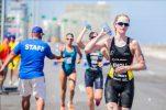 Casi medio millar de triatletas de 35 países y regiones