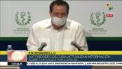 Ministro de Salud de Cuba