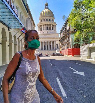coronavirus en La Habana