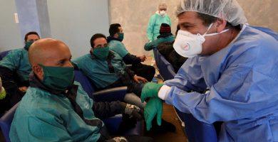 medicos cubanos en Andorra