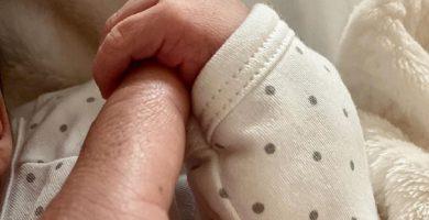 bebe de Lisandra Silva