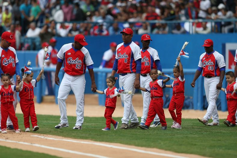 temporada de beisbol en Cuba