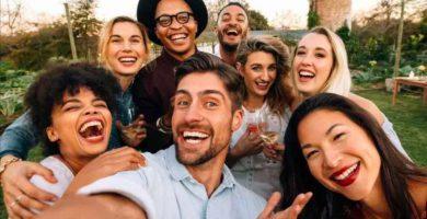 selfies grupales