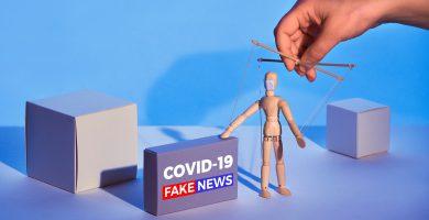noticias falsas sobre el coronavirus