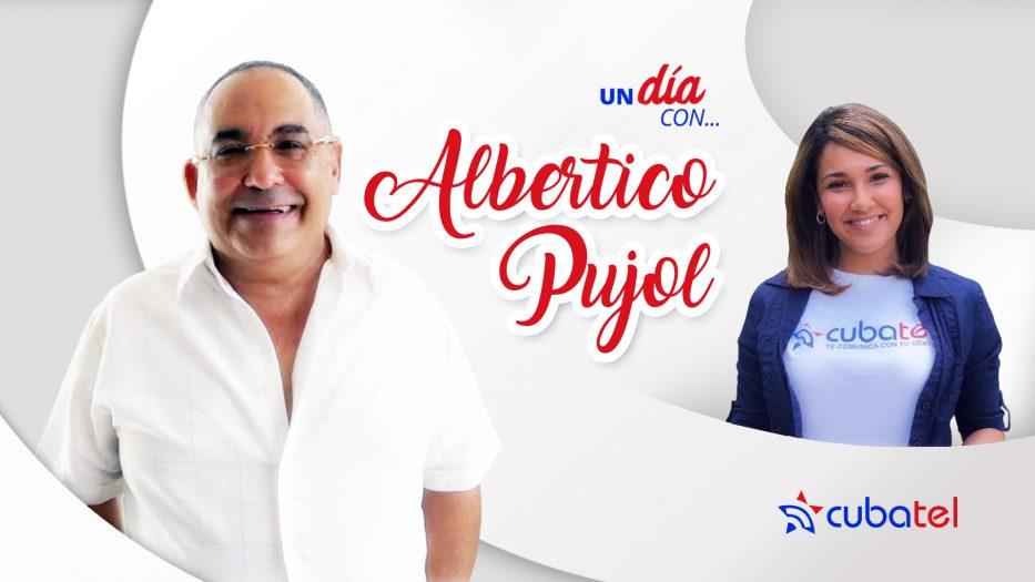 Hoy Cubatel comparte la más reciente entrevista de Camila Arteche en nuestro canal de Youtube, esta vez con Albertico Pujol