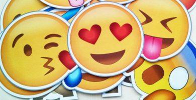 usos de los emojis