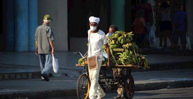 aislamiento social en dos municipios de La Habana