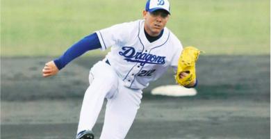 : El lanzador cubano Yariel Rodríguez alcanzó el róster principal de su equipo en Japón