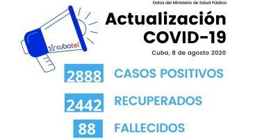 Cuba vive un rebrote de Covid-19 más peligroso que el evento inicial