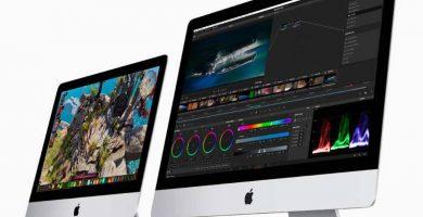 Ya están listas las nuevas iMac 2020 de 27 y 21,5 pulgadas