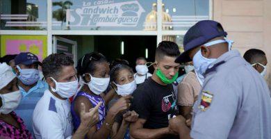 medidas de cuarentena en La Habana