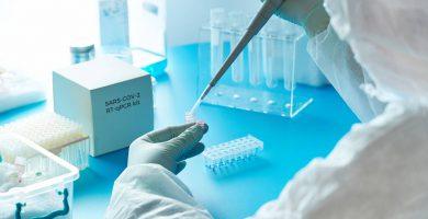 laboratorios de pruebas PCR