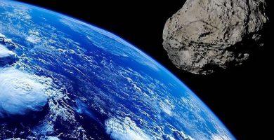 En menos de 24 horas, dos asteroides de unos 100 metros de diámetro cada uno