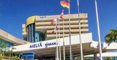 Elevador del hotel Meliá Habana cae desde el sexto piso