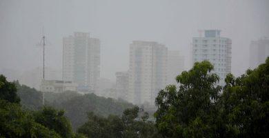 lluvias intensas en Cuba