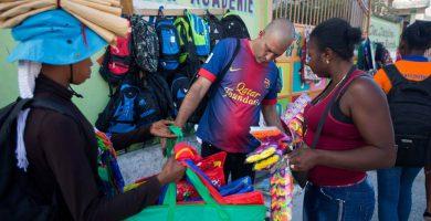 La aerolínea haitiana Sunrise Airways anunció que ya reaunda sus conexiones comerciales con la Isla