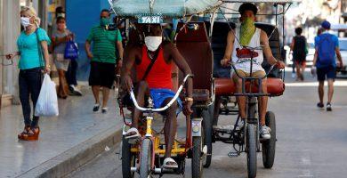 pacientes de coronavirus en Cuba