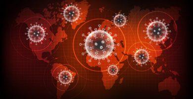 el SARS-Cov-2 ha estado mutando mientras se propaga por todo el planeta