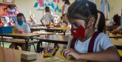 curso escolar en Cuba