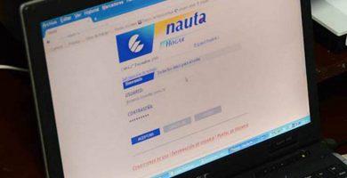 nueva forma de conexión inalámbrica para la cobertura Nauta Hogar
