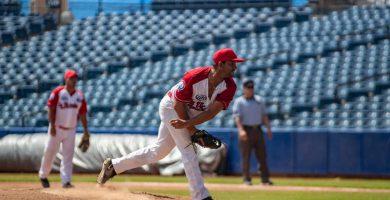 El zurdo cubano acaba de firmar con Gigantes de Barranquilla