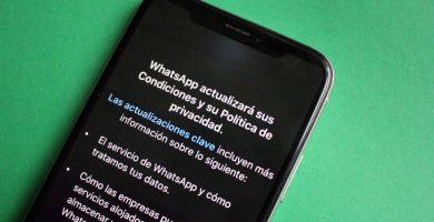 politica de condiciones y privacidad de WhatsApp