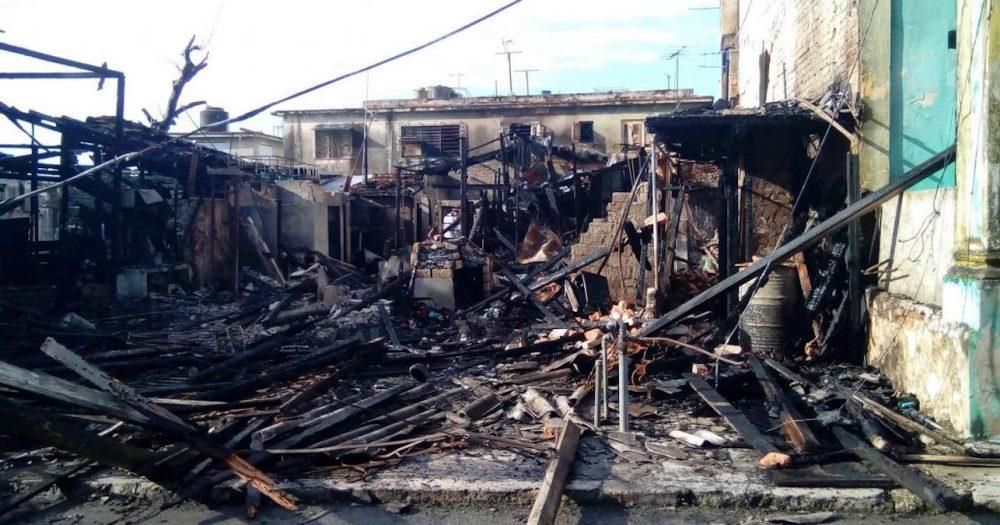 Dos incendios con daños mayores ocurrieron en menos de 48 horas por la explosión de motos eléctricas