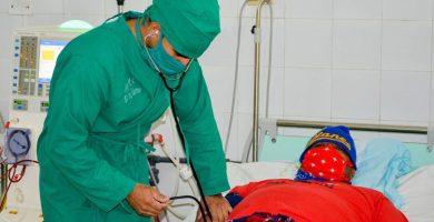 efectos graves del coronavirus en Cuba