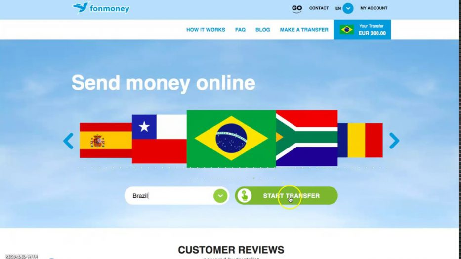 transferencias de dinero a Cuba