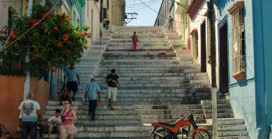 toque de queda en Santiago de Cuba