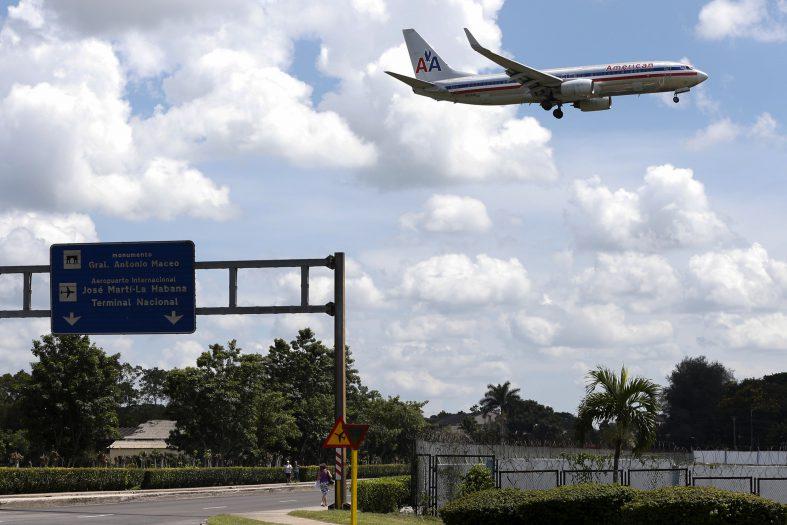 vuelos de Estados Unidos a Cuba