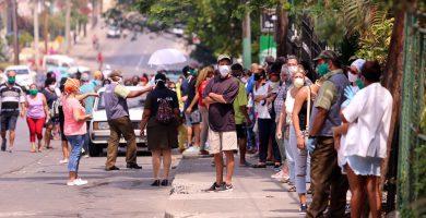 pandemia en Cuba
