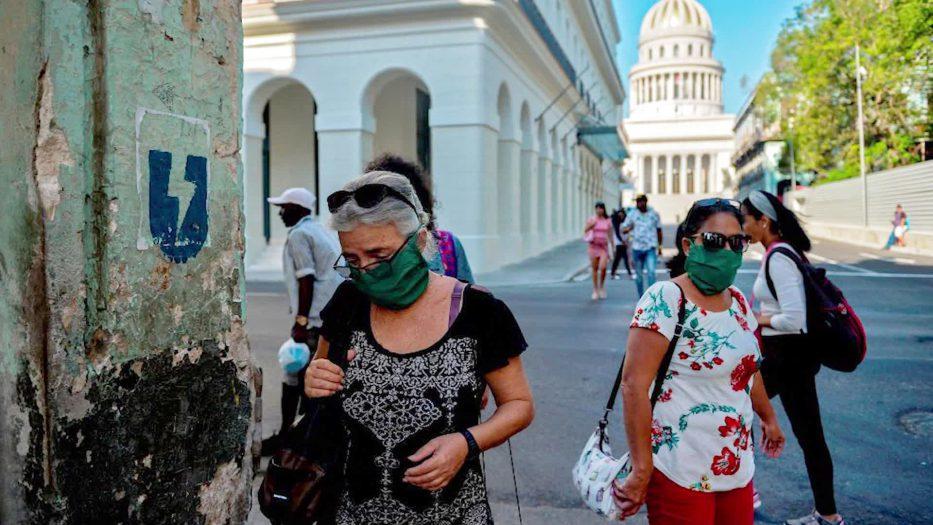variantes de coronavirus presentes en Cuba