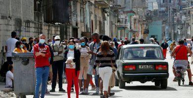 nuevo record de casos en Cuba
