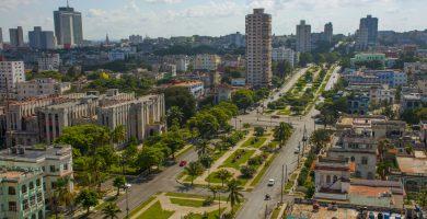 Calle G de La Habana