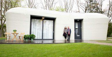 primera casa impresa en 3D