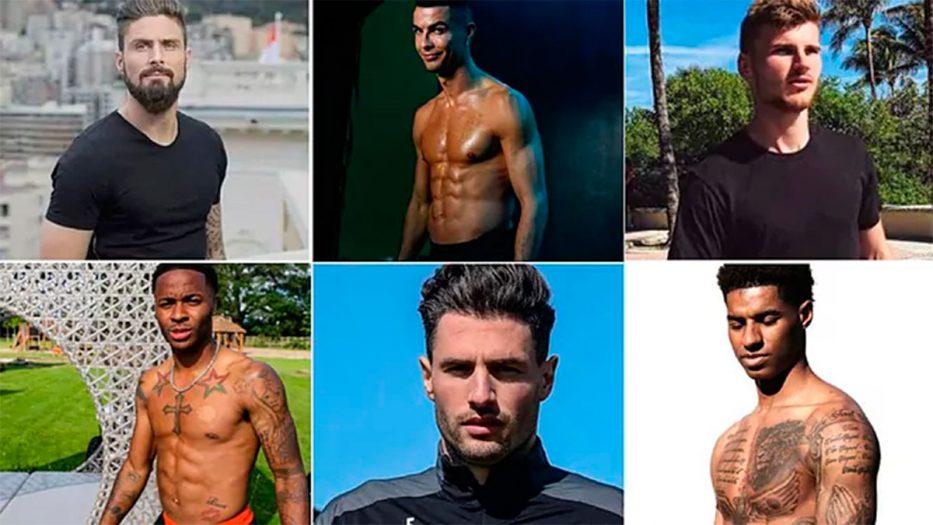 11 jugadores mas sexys de la Eurocopa