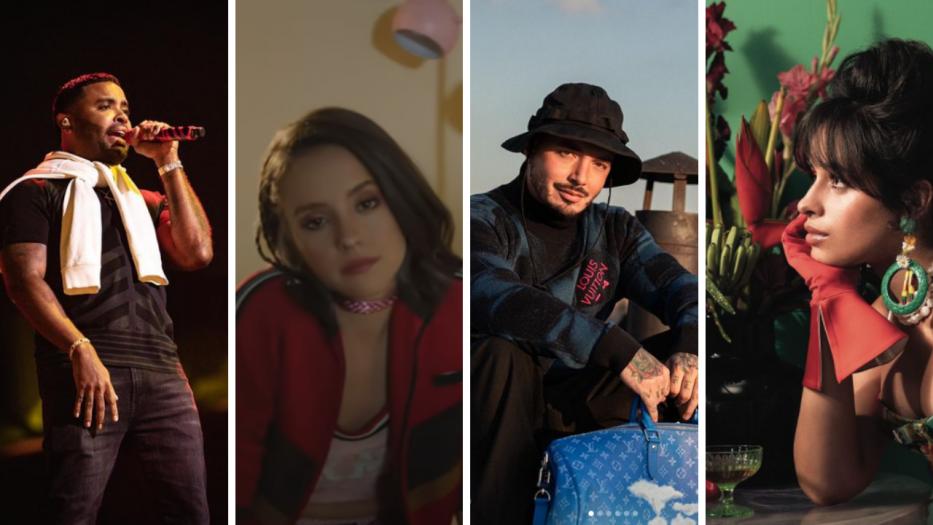temas de estreno playlist fin de semana