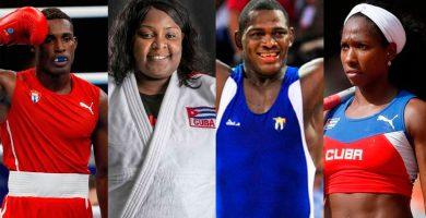 cubanos en los Juegos Olimpicos